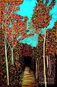 Around the Bend by Brenda Marik-schmidt