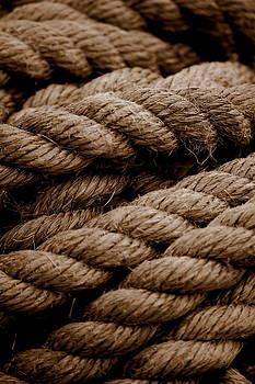 Around The Rope by Ama Arnesen