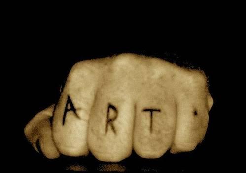 Art Beats Big Society by Thomas Maihold