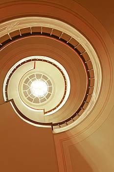 Kantilal Patel - Art Deco Spiral Twirls