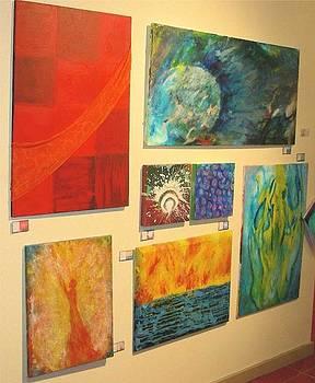 Art Exhibit Jan 2012 by Bebe Brookman