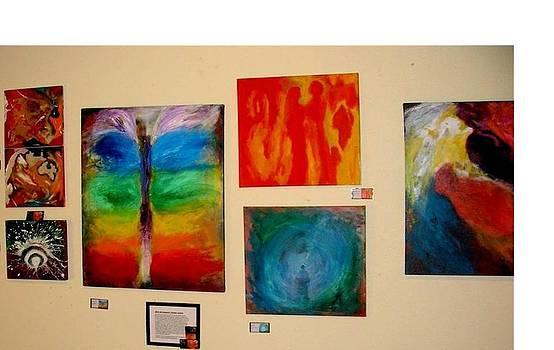 Art Exhibit Sept 2011 by Bebe Brookman