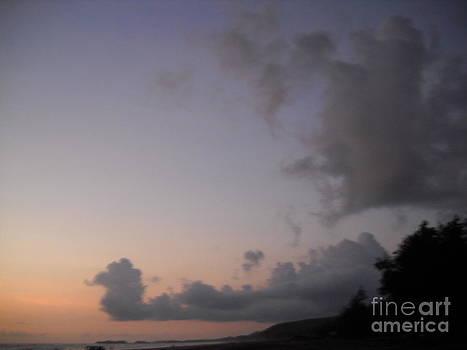 Art of clouds by wind by Bgi Gadgil