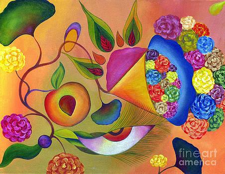 Art of Happiness by Mucha Kachidza