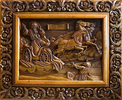 Art Theme of the Saint John by Goran