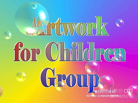 Art work for children 1 by Laurence Oliver