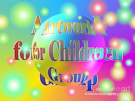 Art work for children 2 by Laurence Oliver