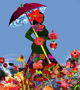 Artful Healing Journey by Mucha Kachidza
