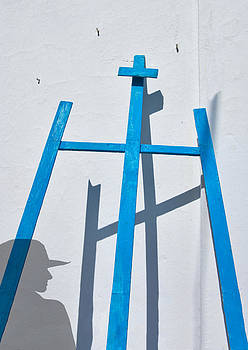 Artists Shadow by Salvator Barki