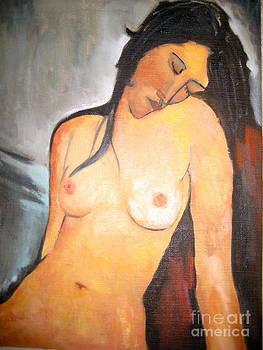 Artists Wife by Cynthia Mozingo