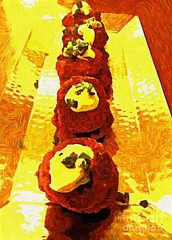 Artsy Kebabs by Ankeeta Bansal