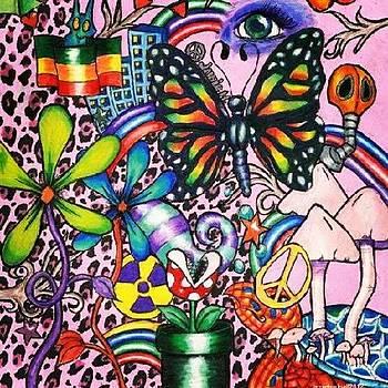 Artwork Is Mine. #myart #prismacolor by Jamie H