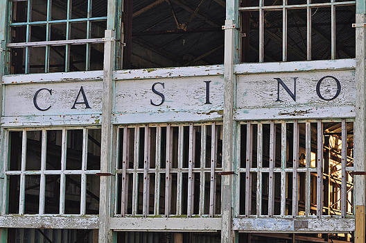 Asbury Park Boardwalk Casino by Peter  McIntosh
