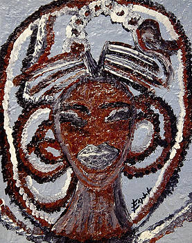 Ashanti by Artista Elisabet
