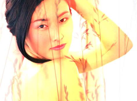 Asian Beauty by Ruth Kongaika