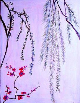 Asian Illustrations by Melynnda Smith