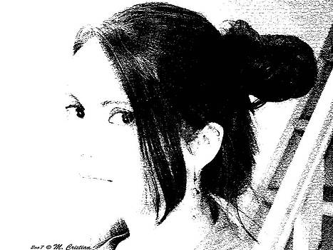 Asian look by Mada Lina