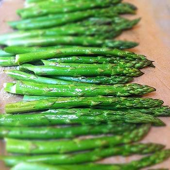 Asparagus by Steve Garfield