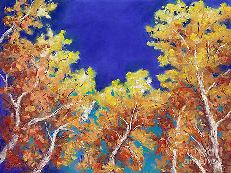 Aspen Sky by Grace Goodson