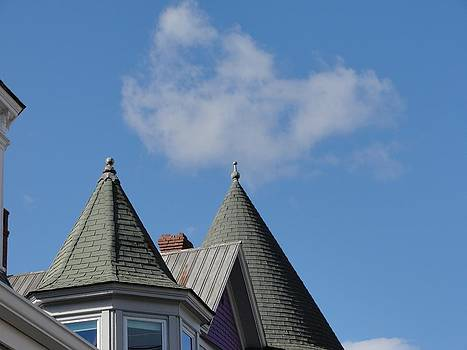 Dawn Hagar - Aspire to Reach the Clouds