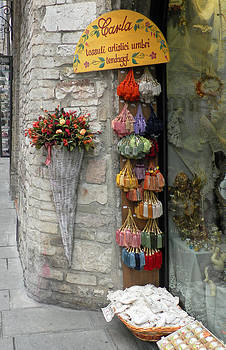 Assisi Storefront by Angela Tomey