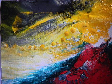 Astrale by Gilberte Figaroli