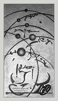 Robert Kernodle - Astroglyph No. 1