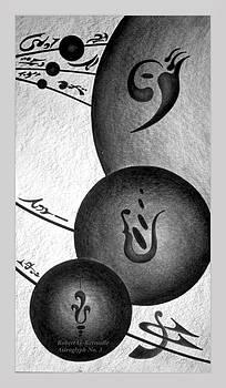 Robert Kernodle - Astroglyph No. 3