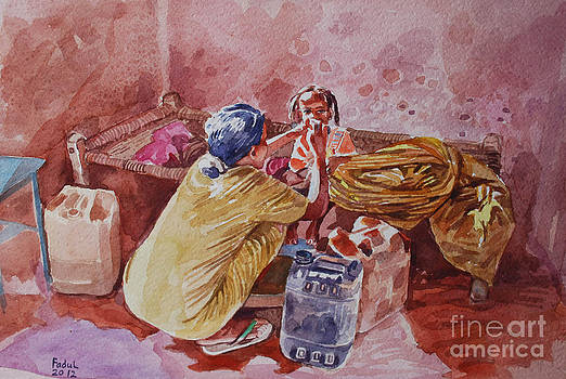 At home by Mohamed Fadul