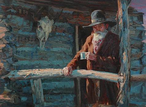 At Home on the Range by Jim Clements