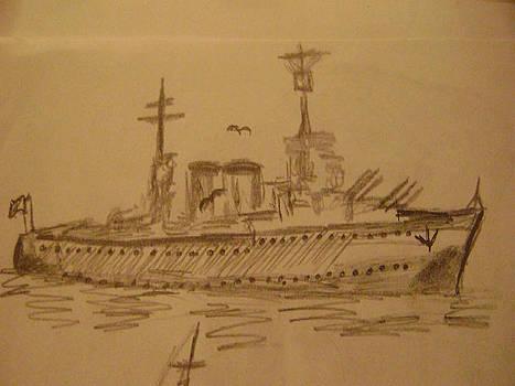 At Sea by Paul Rapa