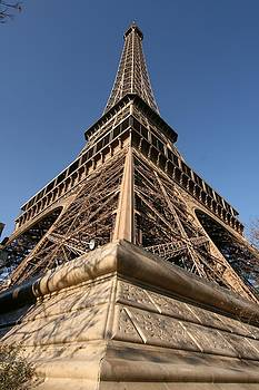 At the corner of Eiffel by Andrei Fried