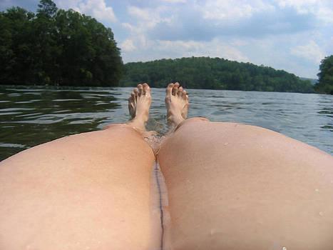 At The Lake by Susan Leggett