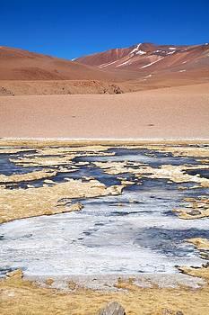 Atacama Desert by Nicolas de Camaret