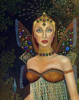 Athena by BK Lusk