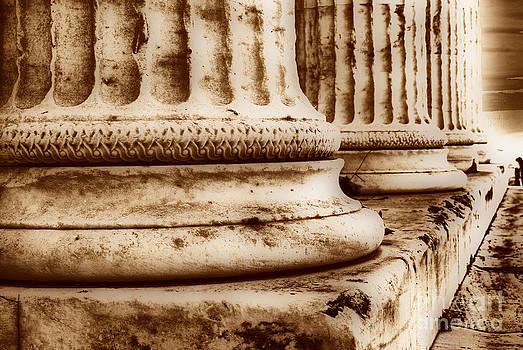 Athens - Acropolis by Hristo Hristov
