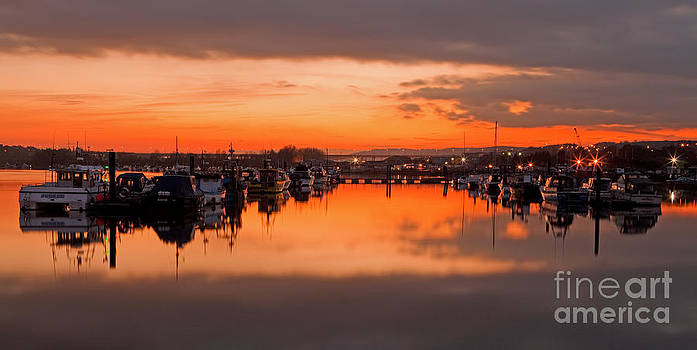 Atmospheric Reflections by Pete Reynolds