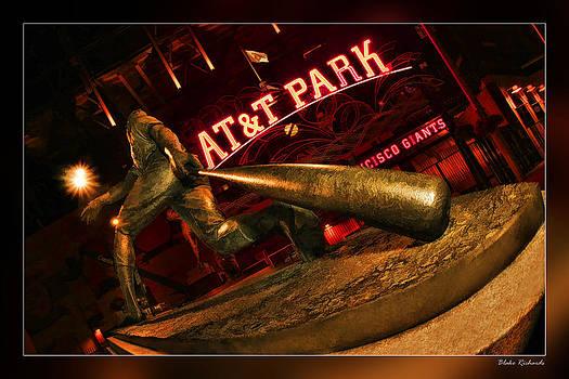 Blake Richards - Att Park The Big Bat