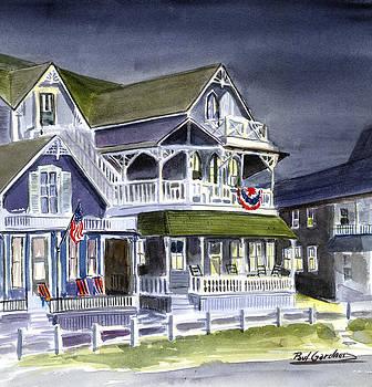 Attleboro House by Paul Gardner