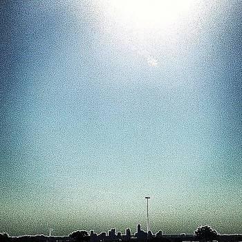 #atx #skyline #austin by Sarah Johanson