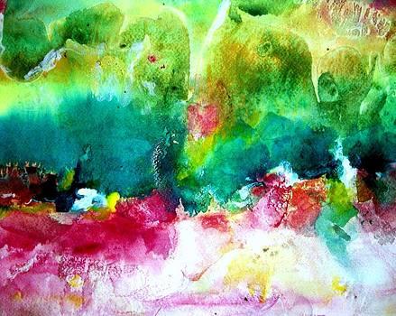 Au Pay Fantastique by Silvia Williams