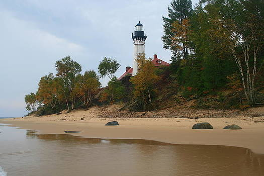 Matthew Winn - Au Sable Lighthouse