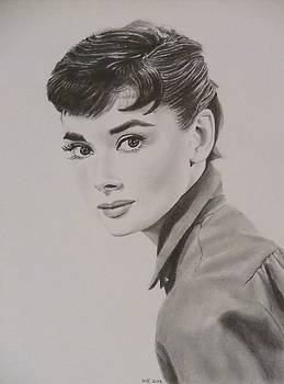 Audrey by Mike OConnell