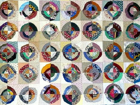Aunt Maud's Quilt by Carol Ann Wagner