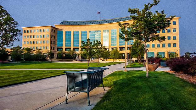 Aurora Municipal Center by Sergio Aguayo