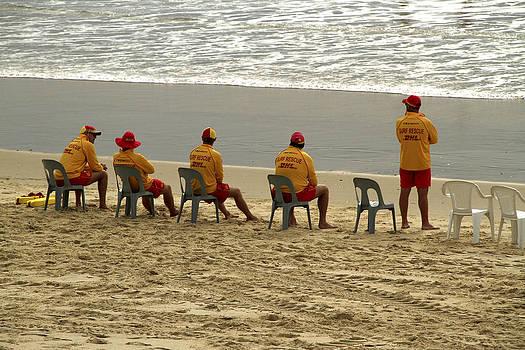Noel Elliot - Australian Lifeguards
