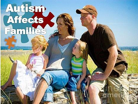 Autism Affects Families RAW by Catherine Herbert