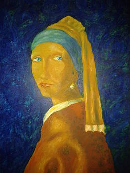 Autoportret by Lazar Caran