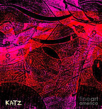 Autum Abstraction by Daniel Katz