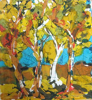 Autumn 2 by Nadejda Lilova